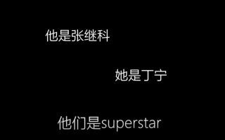 【张继科丁宁】乱世巨星