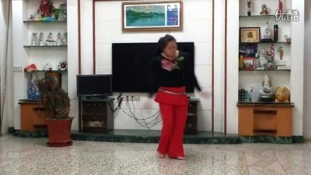 开心果广场舞 《想西藏》