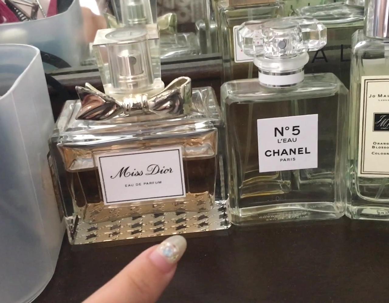 【冬雨】六支大牌!我的香水收藏