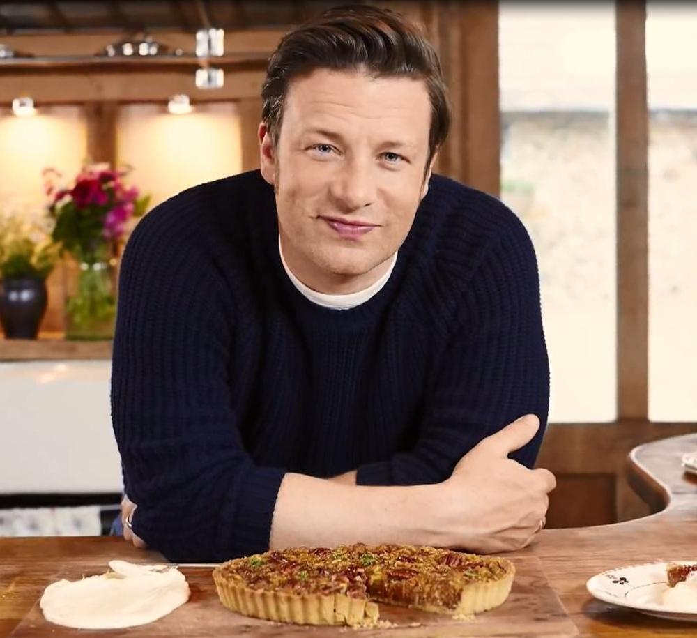 【中文字幕】枫糖核桃塔 -Jamie Oliver