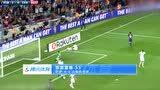 【进球】梅西神助攻 苏亚雷斯小角度爆射破门