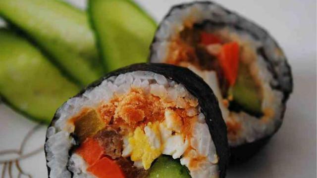 家常主食大全之家常寿司