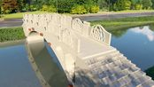科技与古迹的碰撞!3D打印赵州桥现身天津!