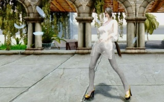 上古卷轴舞蹈-Sting