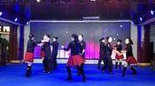 安徽省潜山市2020年爱心协会会员大会水兵舞《美极了》