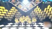 AKB48 黄格子打歌服!