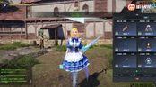 【了跑酷】3d动作游戏美女的各种外形