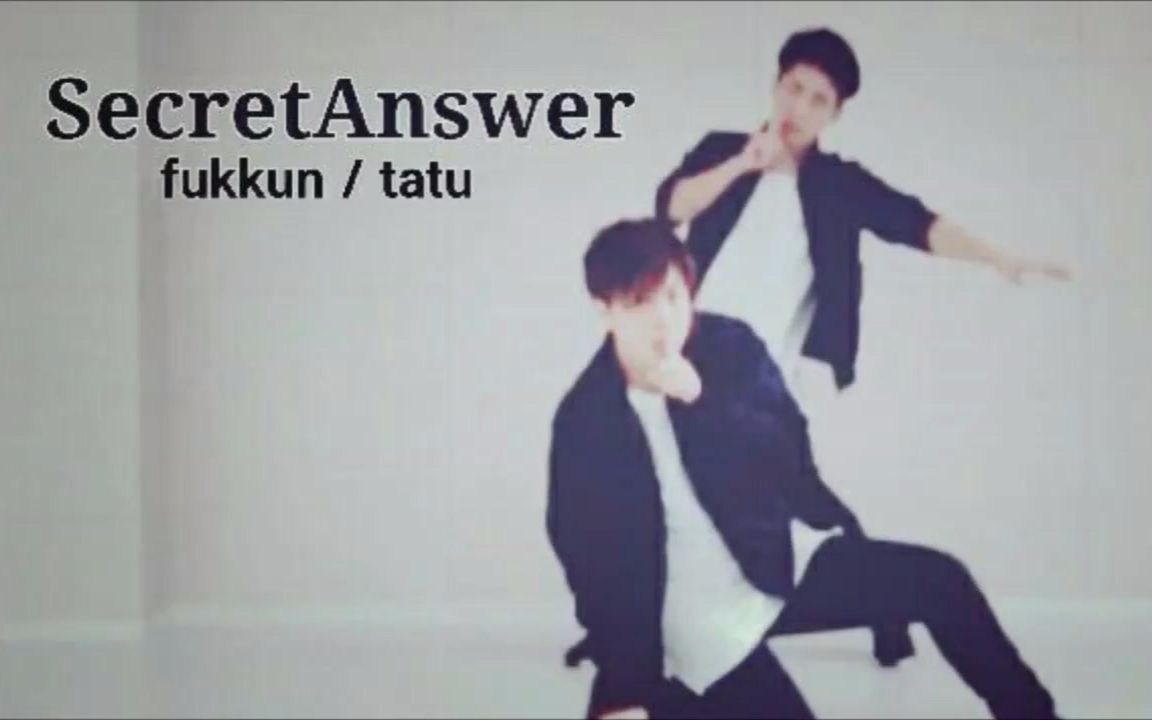 【ふっくん】Secret Answer【TATU