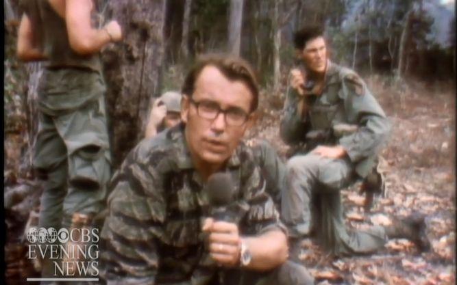越南战争, 1970- CBS 相机记录下双方激战
