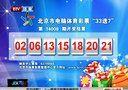 """北京市电脑体育彩票""""33选7"""" 第14008期开奖结果[天天体育]"""
