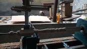 数控木工车床超高效率加工楼梯柱子虎森数控