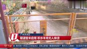 珠江新城隧道惊现男尸,隧道水深两米,警方介入调查