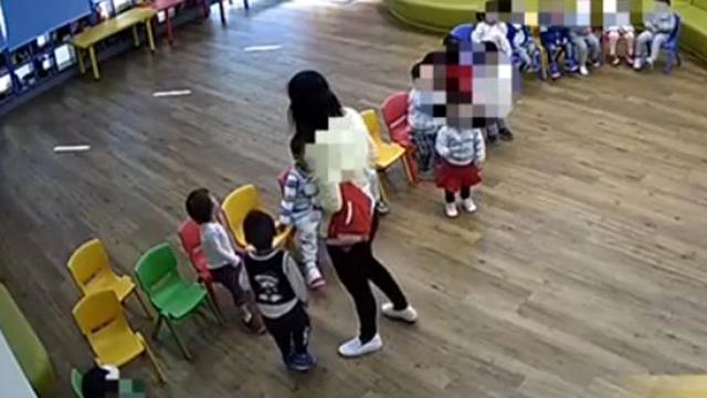 携程亲子园被曝虐童 疑似喂食幼儿芥末