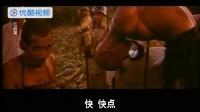 《红高粱》 日本鬼子逼烧酒伙计剥人皮