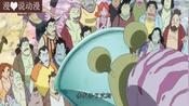 热血动漫之航海王:假如海贼王是一场排位,那这五个人就是演员