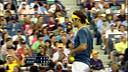 US Open 2005 Final HD - R.Federer vs A.Agassi Highlights