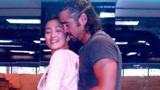 巩俐拍《迈阿密风云》与科林·法瑞尔排练贴身热舞,性感又可爱