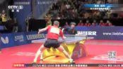 乒乓球:刘国正,林高远今天的发挥比较正常,基本操作!