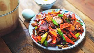 美味回锅肉最适合下饭