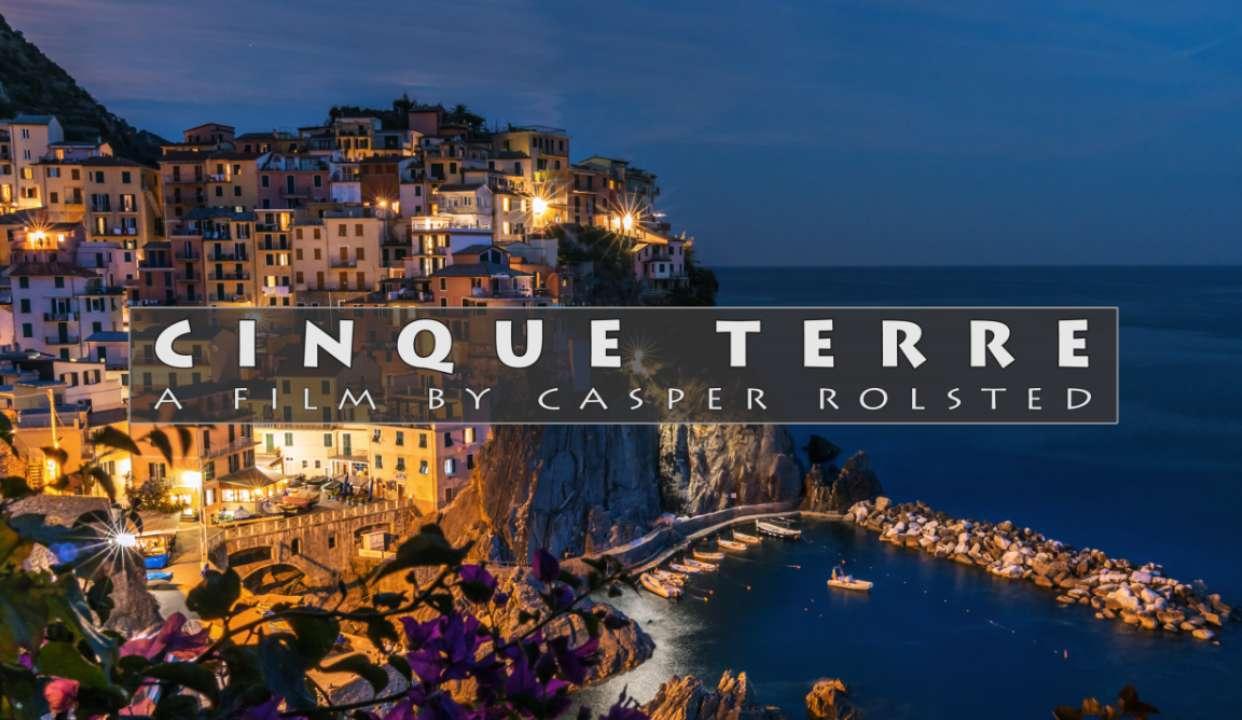 五渔村,来自意大利的美丽故事