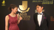2015日本J联赛最具价值球员 广岛三箭青山敏弘获得