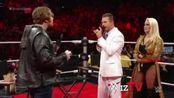 WWE-16年-SD第880期:安布罗斯撒野电视秀遭米兹夫妇联合羞辱-花絮