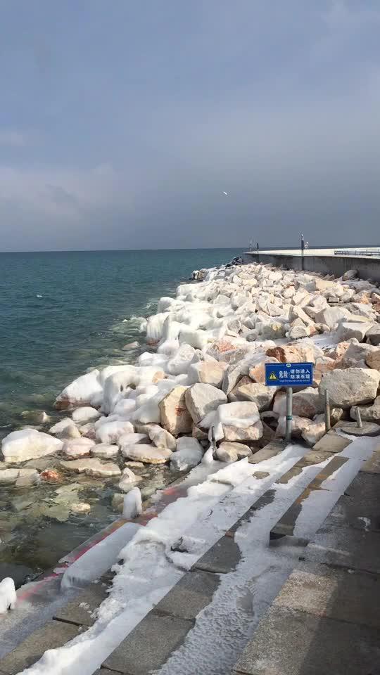 青海湖边听海