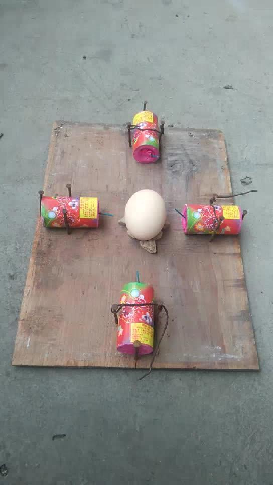 满地珍珠煮鸡蛋 下集点火