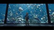 DC电影海王即将上映,海底特效堪比阿凡达,让观众直呼过瘾!