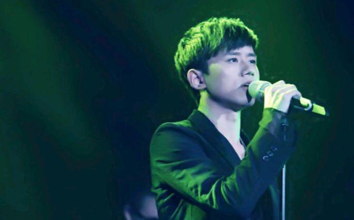 【张杰】- 夜空中最亮的星
