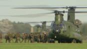 【军事】荷兰武装部队CH-47支奴干机群重载运输