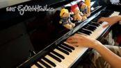 钢琴教学:电视剧《琅琊榜》插曲 红颜旧 短版