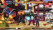 拳皇97:包王是如何用包子把格斗游戏变成了一款横版射击游戏的?