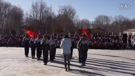 西藏林周中学12·9全校文艺汇演12