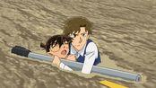 柯南唯一一次被毛利小五郎扔出了事故,不是真粉肯定没看过!