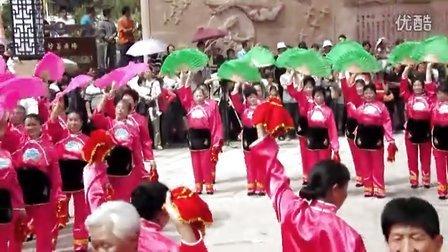 3.观音文化游游节开幕式文艺演出二:船山秧歌