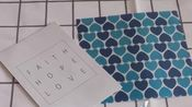 折纸雪花教程