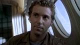 侏罗纪公园3:博士前往恐龙世界,竟然出现幻觉,被吓得一脸冷汗