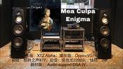 Enigma英格玛《MeaCulpa》,自由悠长的吟唱,懒散的节奏,诡异迷幻般强力音效,铜色肌肤,古埃建筑···神圣的唱词仿佛把人带入悠远空灵的世界。