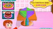 【小米】:风筝蛋糕:最受妹子欢迎,小米中餐厅奇妙的食光游戏!