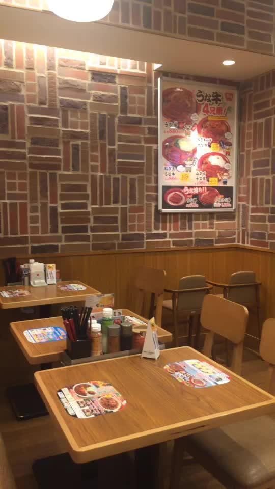 吉野快餐店24小时营业