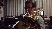 [长号]Ben van Dijk - basstrombone 'Creation no-26' Haydn