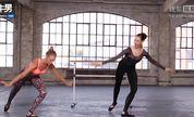 性感维密超模坎蒂丝·斯瓦内普尔塑身锻炼