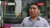 乘客公交上发病警车开道护送救医