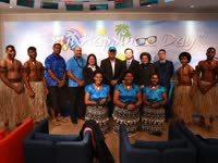 【乐游播报】斐济幸福日空降大宁国际吸引大批申城市民