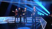 Westlife西城男孩全球首演强势回归新单Hello My Love轰动全场