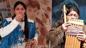 【冥想音乐】土著音乐 WAYRAPAK MUSPUYNIN - Toyos - Quena - Native Flute - LIVE