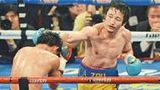 Zou Shiming wins 4th professional match with knock out