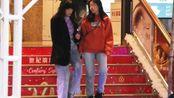 陈奕迅15岁女儿身形高挑 与徐濠萦逛街个头高过妈妈