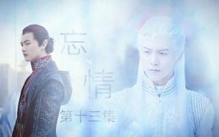 正剧向【烬X释】忘情第十三集【马天宇水仙魔教】